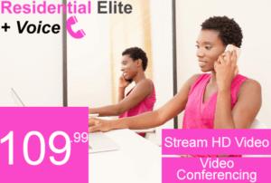 Residential Elite Internet Plus Phone