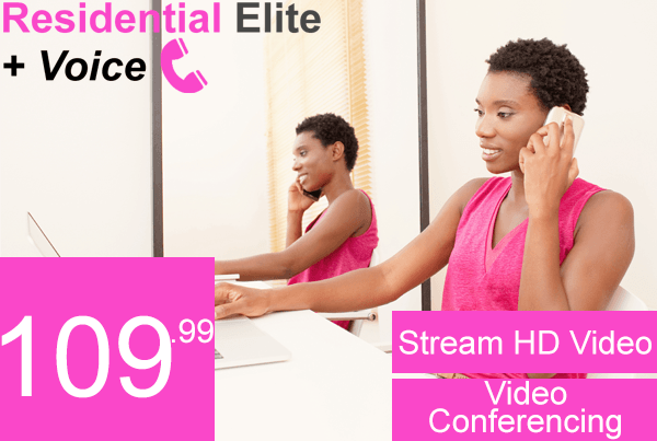 Residential Elite Broadband Internet Service
