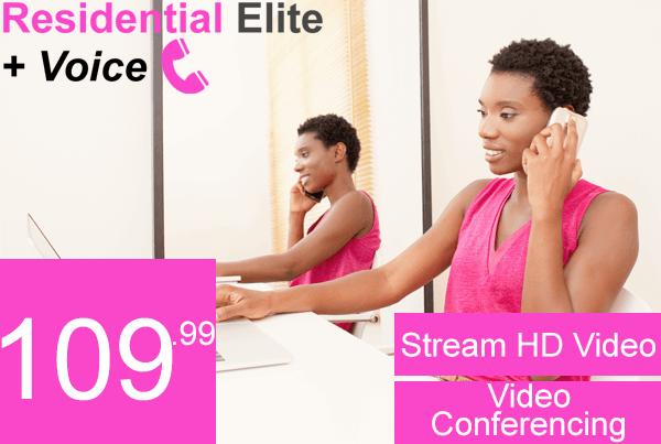 Residential Elite Broadband Internet Service
