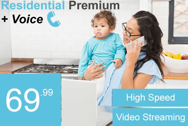 Premium Residential Wireless Internet Service