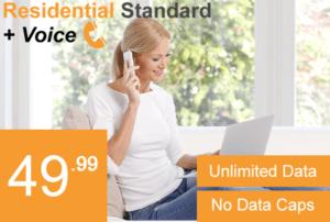 Residential Internet Plus Voice