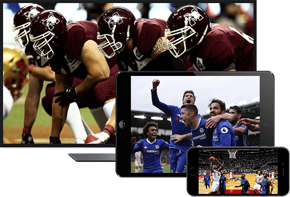 Go Creative TV Sports Channels